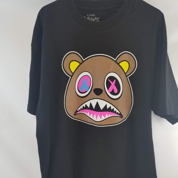baws Other - 💥Baws XL angry bear black t-shirt sleeveless